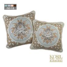 2012 New Arrival European luxury style sofa lumbar back cushion