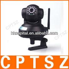 P2P megapixel 720P robot Pan/Tilt all in one network ip camera