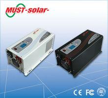 <MUST Solar>2000w 3000W True Sine Wave 24V DC-AC Power Inverter