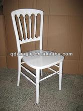 2012 hot-sale white wedding chair