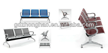 3 seater brand names office waiting chairs ZH-A103
