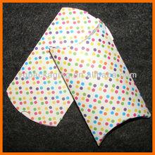 Rainbow Polka Dot 10 Pillow Boxes Favor Boxes Gift Boxes