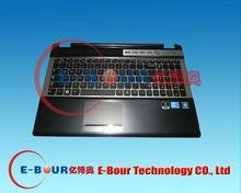 For Samsung RF510 Keyboard Laptop Keyboard US With Palmrest ebour005