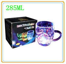 Creative 285ml LED Flashing Beer Mug led Shinning cup For Party