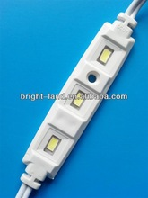 UL approved 3 chips 5050 led smd module IP 67 CE&RoHS