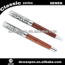 high class wooden promotional gifts pens