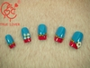 3D nail art decoration nails decorated Multi Color