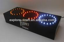 led lighte bottle glorifier fo bar/club