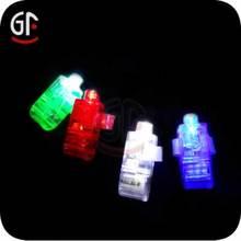 2014 Hot Product Flash Light Up LED Glow Finger Beam Light