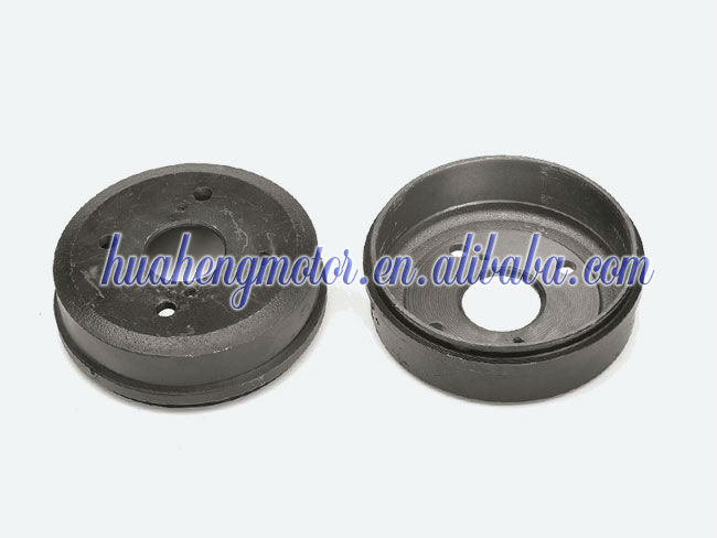 Three Wheel Motorcycle, Tricycle Spare Parts - Brake Drum