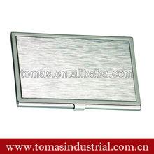 2013 hot design aluminum business credit card holder case