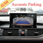 Accurate parking device rear view camera mercedes