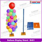 B401 Chrismas plastic tree stand for balloon decoration