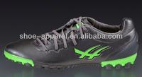 2014New wholesale soccer shoes sport Nikel shoe turf shoe