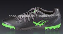 2014New wholesale soccer shoes sport Nikel shoe|turf shoe