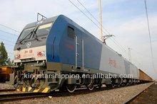 Sea-rail transportation service from Hongkong to Ekateringburg