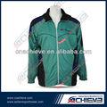 de promoción de poliéster chaqueta rompevientos