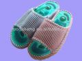 turmalina e tarja magnética chinelo