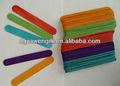 custom cor picolé varas para artesanato