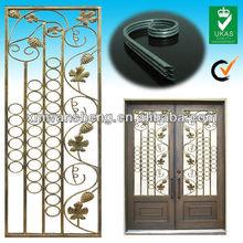 iron grill door designs-WSMH021