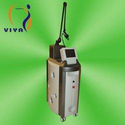 E001 buy CO2 fractional laser machine for remove melanin