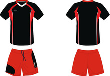 2015 newest Custom Fan's dry-fit farbic breathable and durable soccer jersey