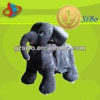 GM5919 kid toy, plush animal, coin operated machine, children playground set