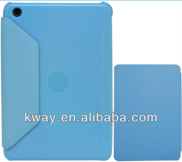 Book Cover Leather Case for Apple iPad mini