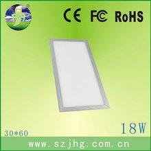 300x600 18W LED Panel Light for office bulding