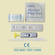 Whole Blood HIV 1+2 Rapid Test Kit
