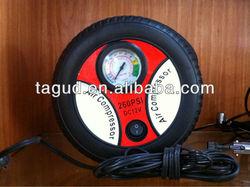 12v auto air pump, 12v mini tire pump,12v car pump