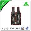 deluxe wine gift set,bottle shape gift set