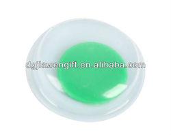 50mm sticky green wiggly eyes