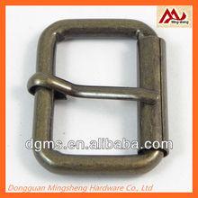 old brass Metal Military Belt Buckle