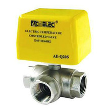 hot-sell electric brass ball valve