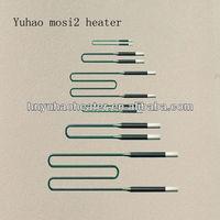 Mosi2 molybdenum wind up heaters element