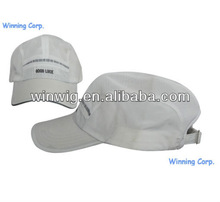 2012 Top Popular White Color Leisure Cap NYHCAP-C0096