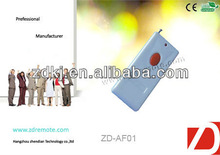 wireless us electronics remote control codes ZD-AF01