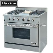 Small Kitchen Appliances Gas Cooking Range