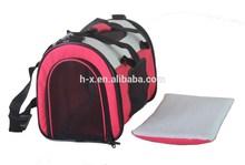 fashion design pet house travel pet case foldable pet carrier