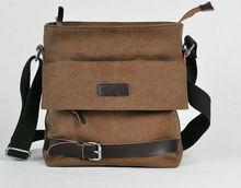 2013 hot sell fashion men canvas handbag