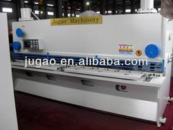 Metal sheet QC12Y-60X11000 hydraulic shearing guillotine shear