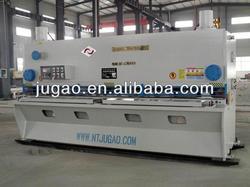 Metal sheet QC12Y-50X5000 hydraulic shearing guillotine shear