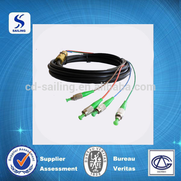 FC/UPC-FC/UPC SM Fiber Optic Patch Cable