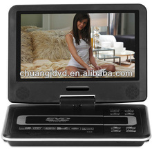 portable dvd player with factory price and fast delivery
