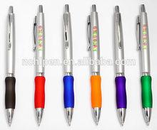 2014 Hand Protective Customized Logo Metal Ballpoint Pen