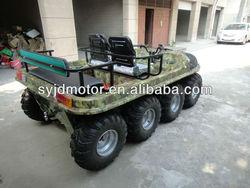 Jiangdong 8x8 amphibious cheap used dirt bikes