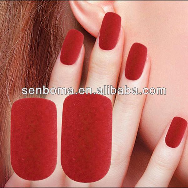 дизайн красных ногтей фото: