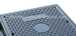 SMC Composite Square Manhole Cover BS EN124