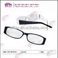 Design agréable correctives montures de lunettes pour homme